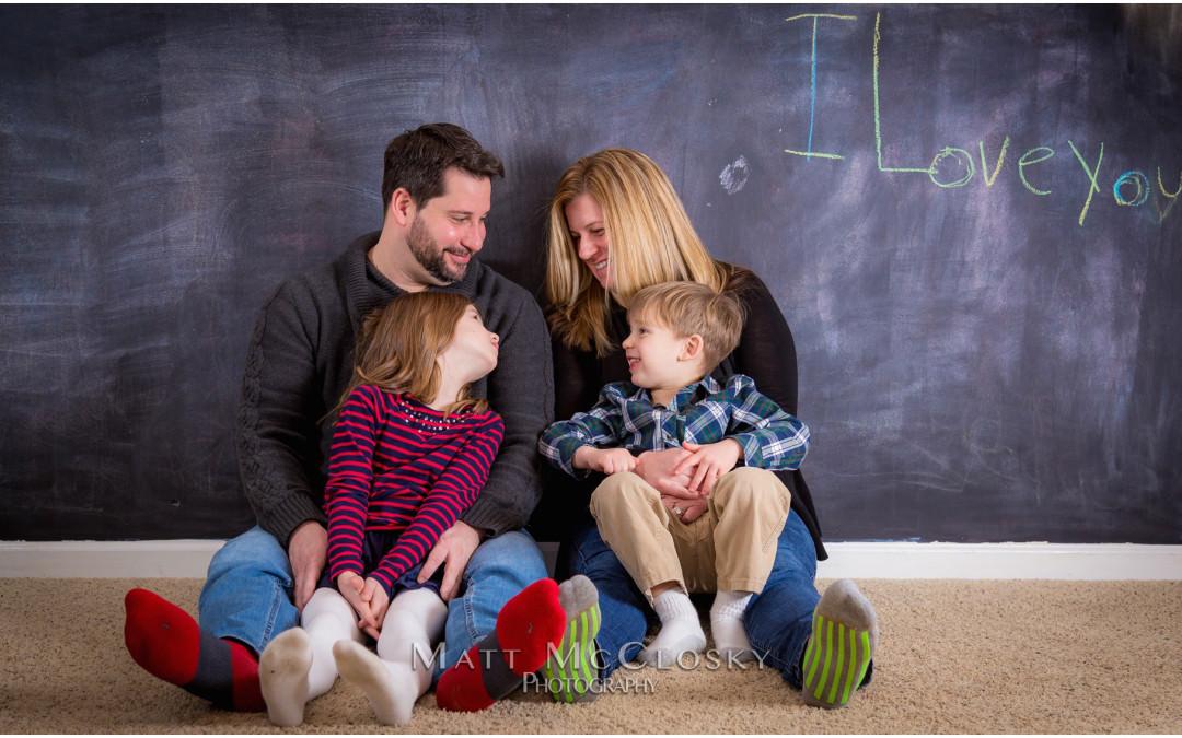 The Family Sessions – Alicia and Matt