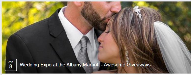 Wedding Expo at the Albany Marriott - Matt McClosky Photography