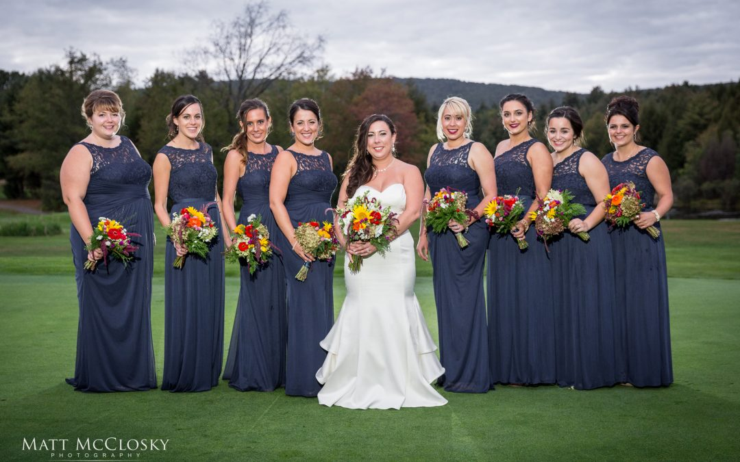 Jacqueline and Dan, Brookhaven Golf Course Wedding