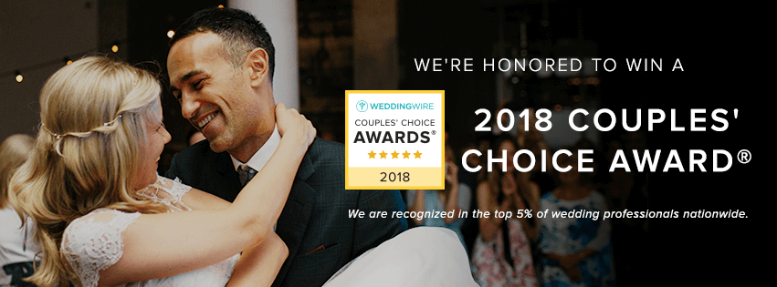 2018 WeddingWire Couples Choice Award – Matt McClosky Photography