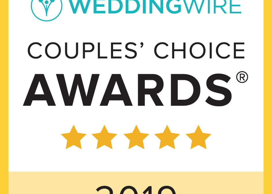 2019 WeddingWire Couples Choice Award – Matt McClosky Photography