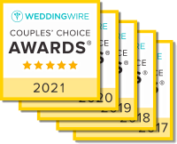 2017 2018 2019 2020 WeddingWire couples choice award winner Matt McClosky Photography 518Wedding 518Wedding.com